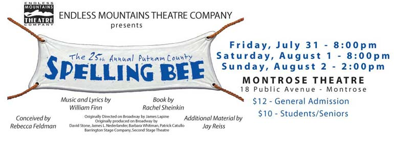 Putnam County Spelling BEe in Montrose