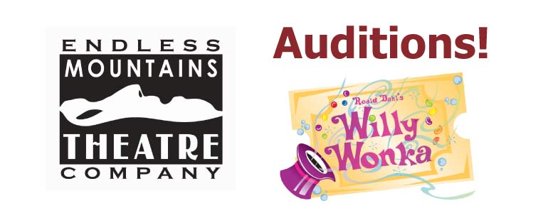 EMTC Announces Willy Wonka Auditions